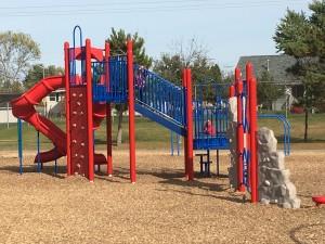 Rib Mt Playground assembly